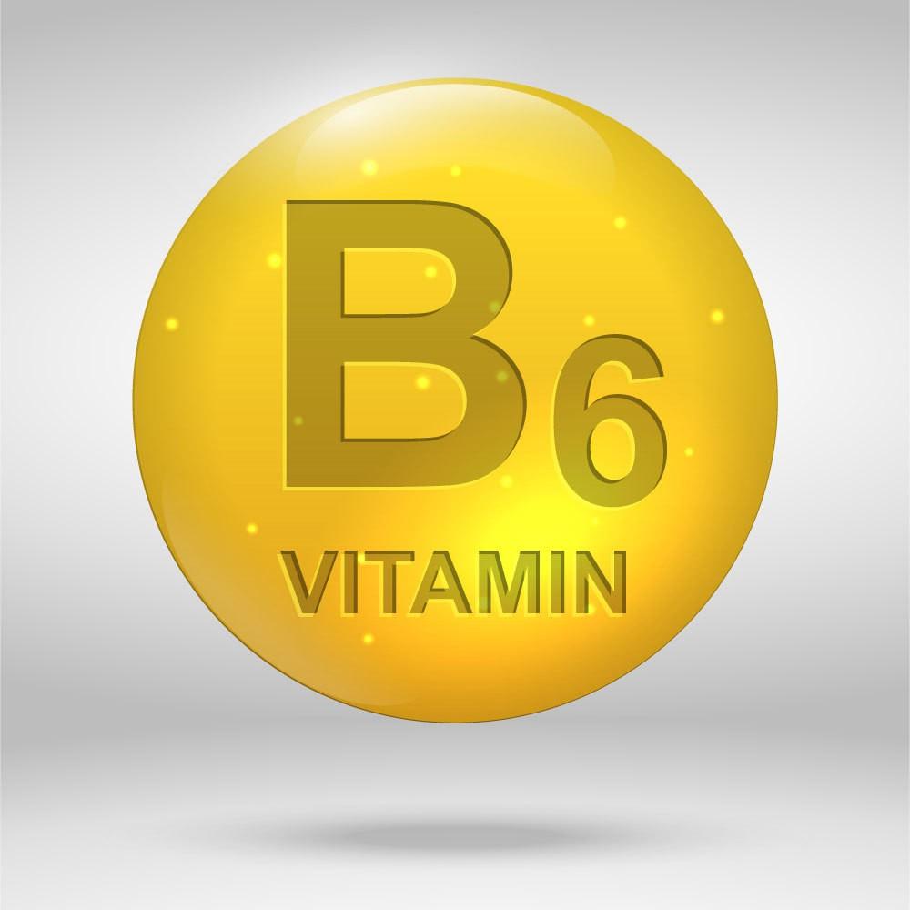 ビタミンB6配合